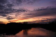 Sonnenuntergang am 26.12.2020 - Bild 9