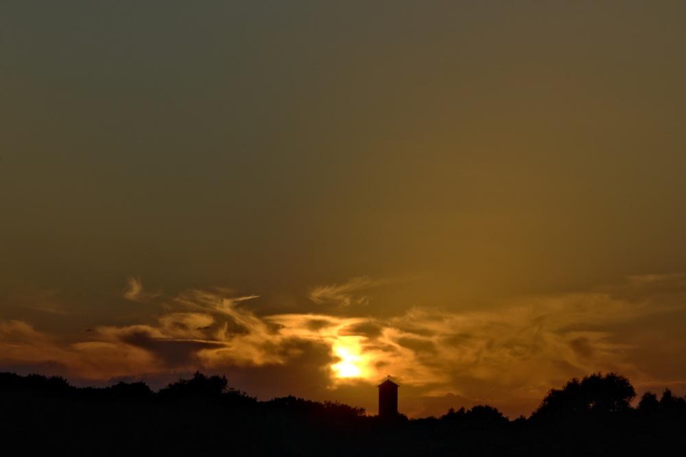 Sonnenuntergang am 28. Juni 2020 - Bild 2