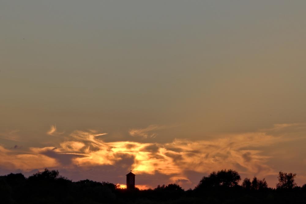 Sonnenuntergang am 28. Juni 2020 - Bild 3