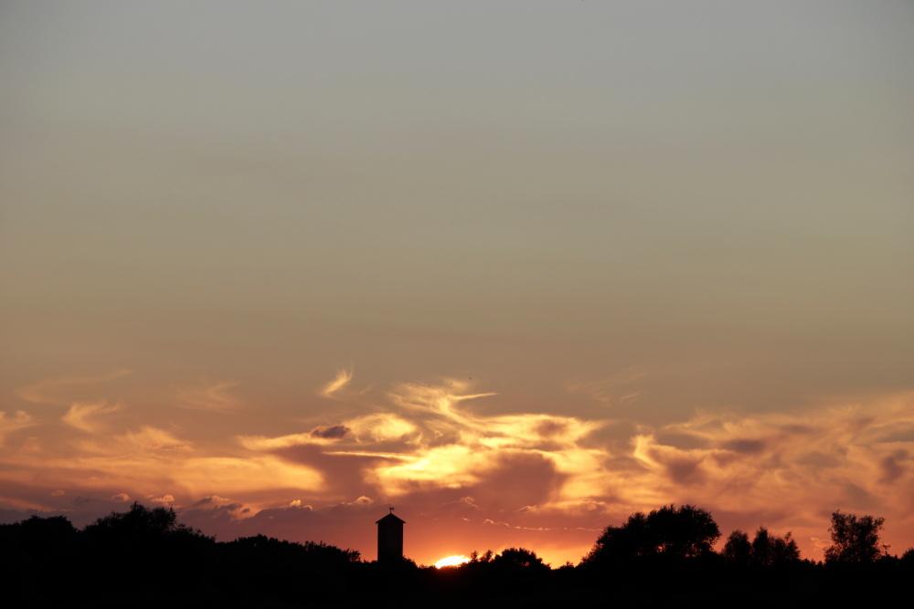 Sonnenuntergang am 28. Juni 2020 - Bild 4