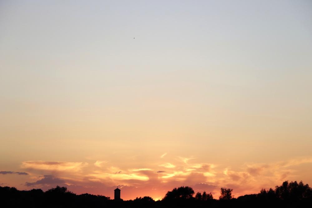 Sonnenuntergang am 28. Juni 2020 - Bild 5
