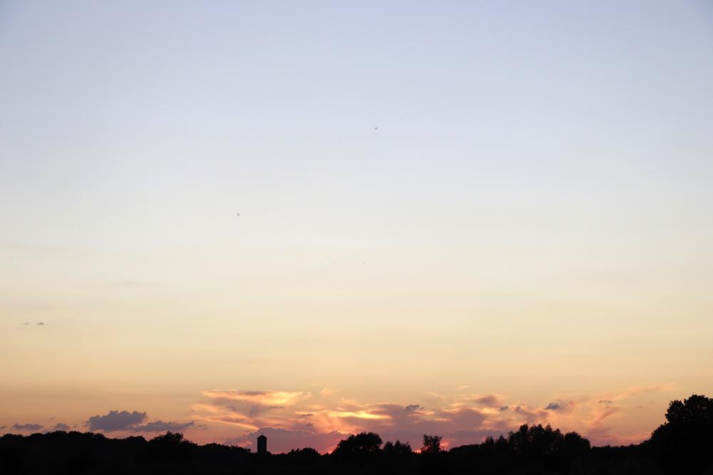 Sonnenuntergang am 28. Juni 2020 - Bild 7