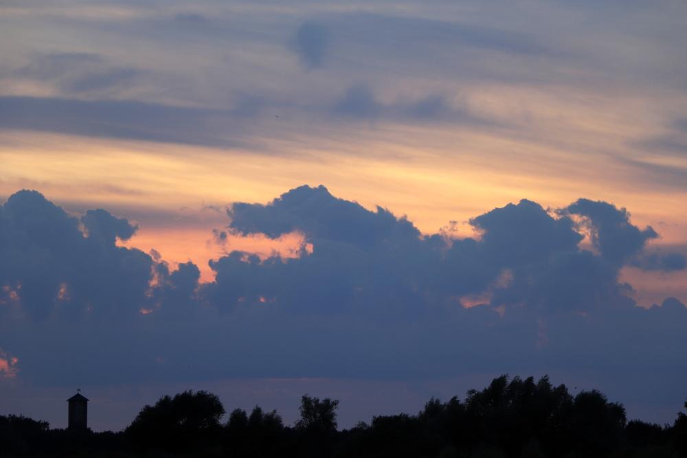 Sonnenuntergang am 3. Juli - Bild 2