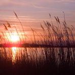 Sonnenuntergang am Ostersonntag (2)