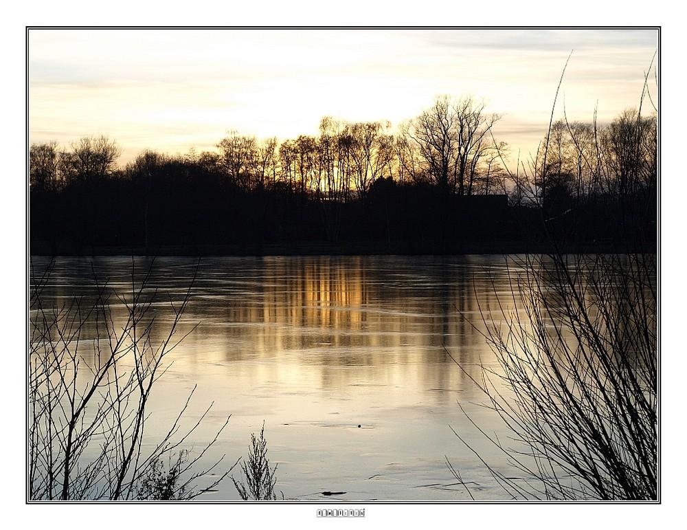 -Sonnenuntergang am See01-