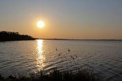 Sonnenuntergang am Steinhuder Meer (Hagenburg) #1