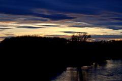 Sonnenuntergang an der Mulde - Bild 15