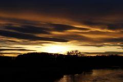 Sonnenuntergang an der Mulde - Bild 9