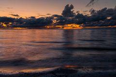 Sonnenuntergang an der Ostsee_4224