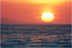 Sonnenuntergang auf Fierteventura