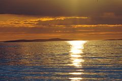 Sonnenuntergang  B0002344