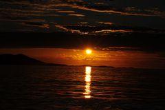 Sonnenuntergang   B0002393