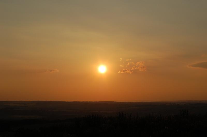 ...:: Sonnenuntergang ::...