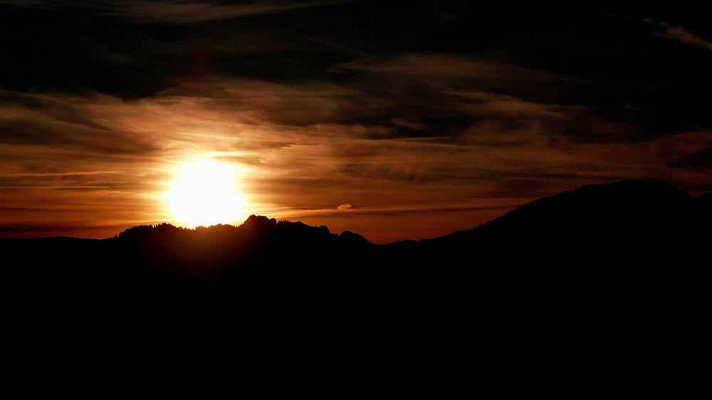 """""""Sonnenuntergang bei Hinang EBV/BEA-Version"""""""