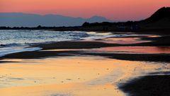 Sonnenuntergang bei Side