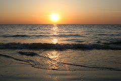 Sonnenuntergang Brouwersdam 08/08
