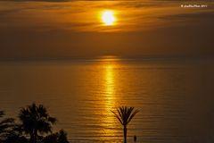 Sonnenuntergang Cala Major
