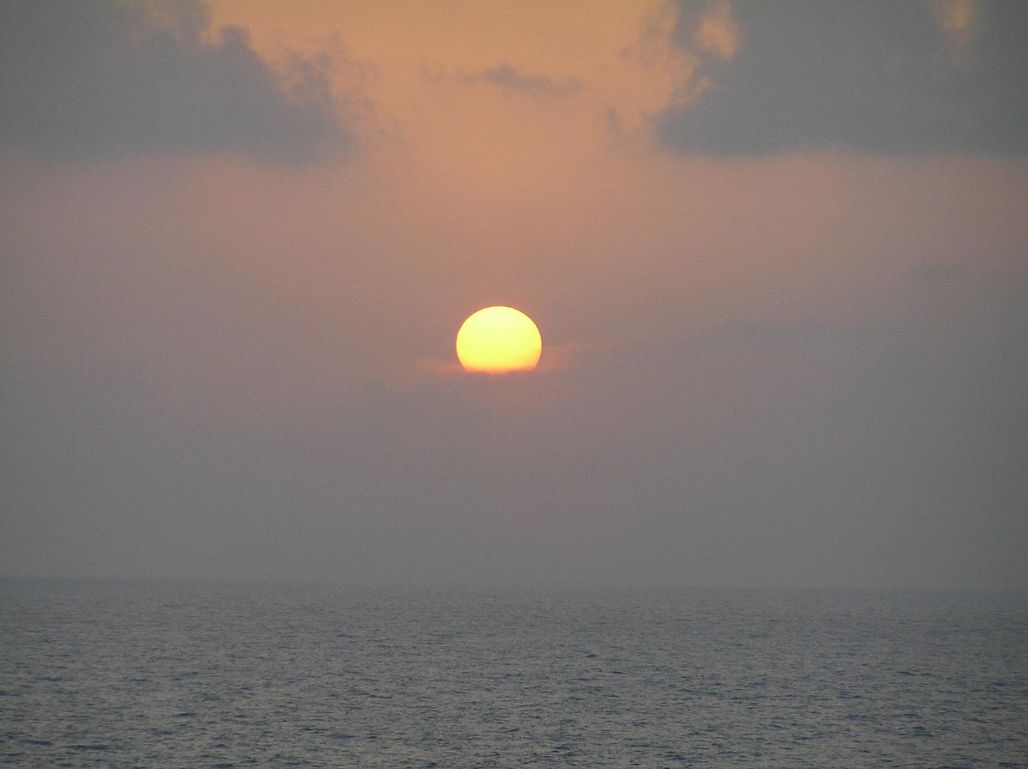Sonnenuntergang - Capri (5)