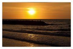 Sonnenuntergang Cartagena
