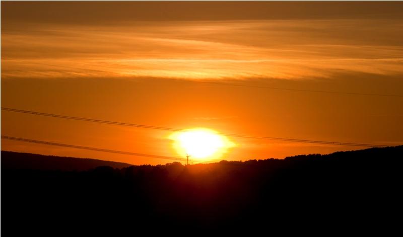 Sonnenuntergang die 2