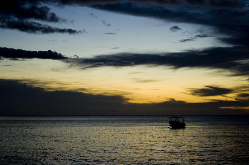 Sonnenuntergang die 2.