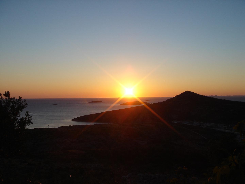 Sonnenuntergang die zweite