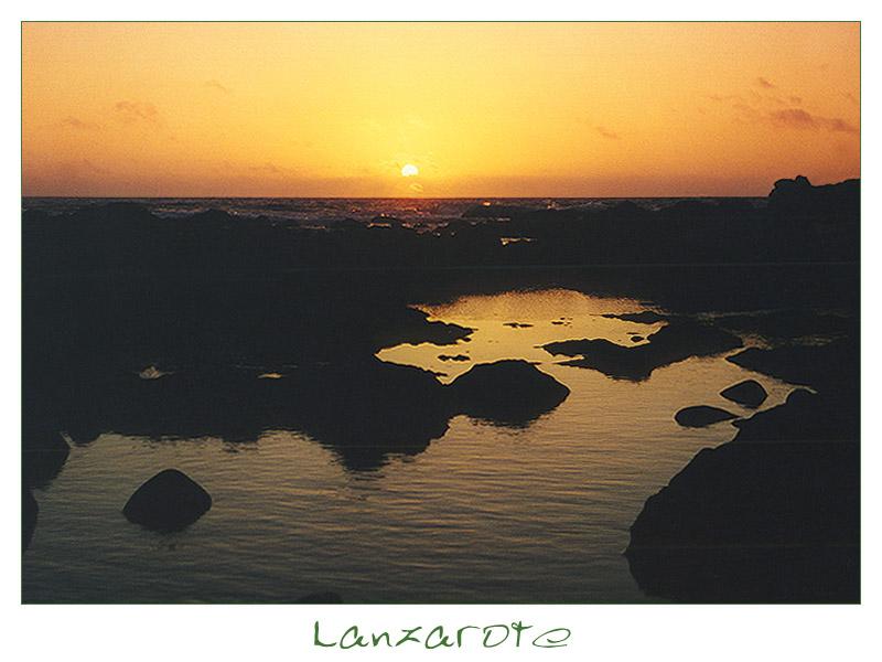 | | Sonnenuntergang | | El Golfo | | #2