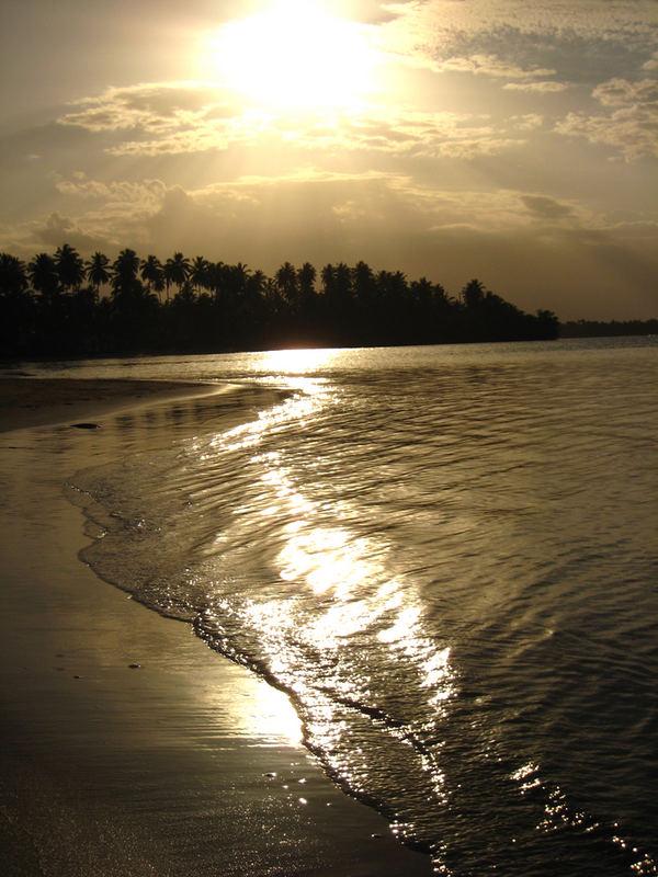 Sonnenuntergang El Portillo