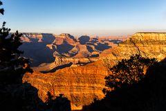 Sonnenuntergang - Grand Canyon