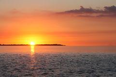 Sonnenuntergang (Hervey Bay)