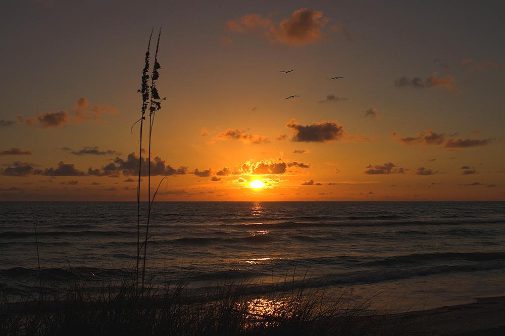 *** Sonnenuntergang III ***