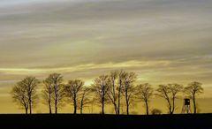 Sonnenuntergang im Sauerland II
