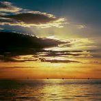 Sonnenuntergang in Denham/Westaustralien - 5