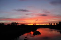 Sonnenuntergang in Dessau - Bild 10