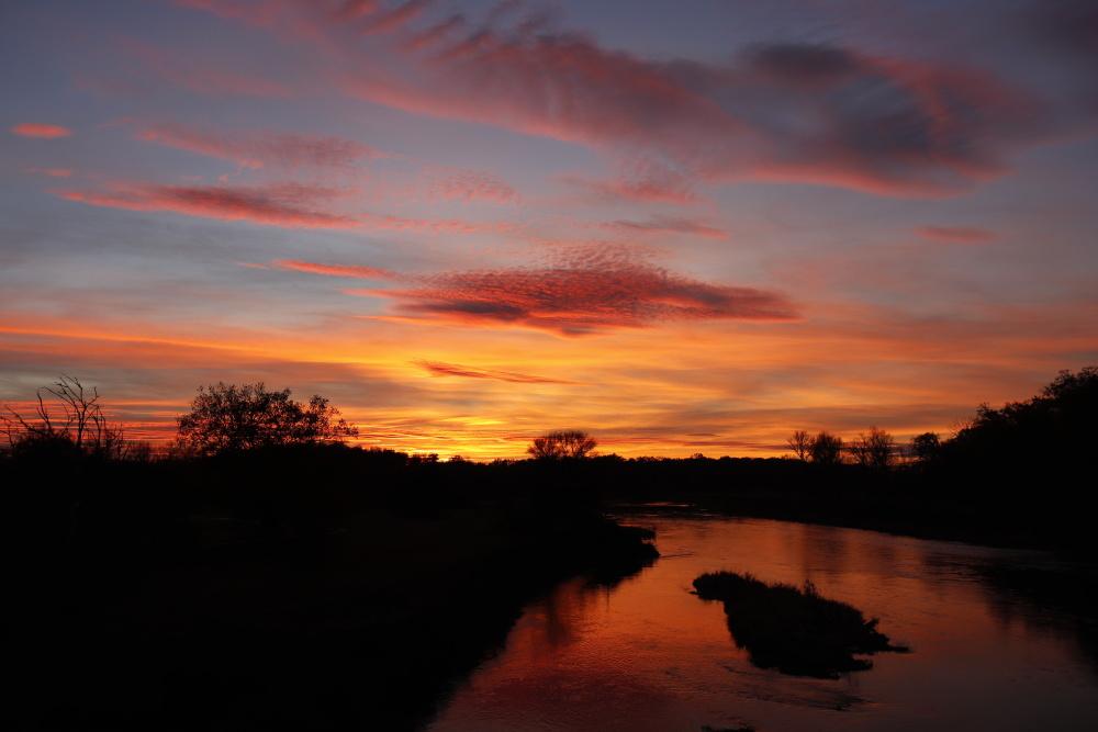 Sonnenuntergang in Dessau - Bild 8