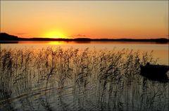 Sonnenuntergang in Finnland 3 bearbeitet