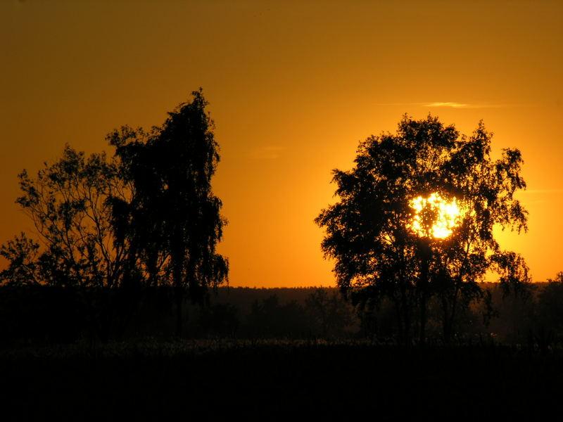 Sonnenuntergang in Fiwa