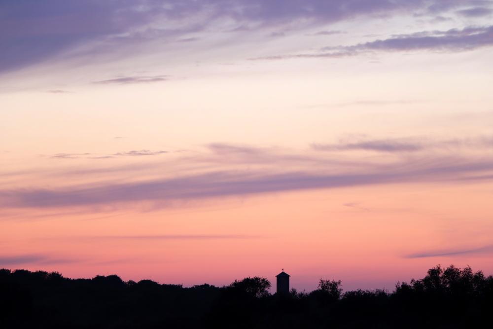 Sonnenuntergang in Lünen - Aufnahme 10