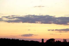 Sonnenuntergang in Lünen - Aufnahme 4