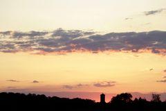 Sonnenuntergang in Lünen - Aufnahme 5