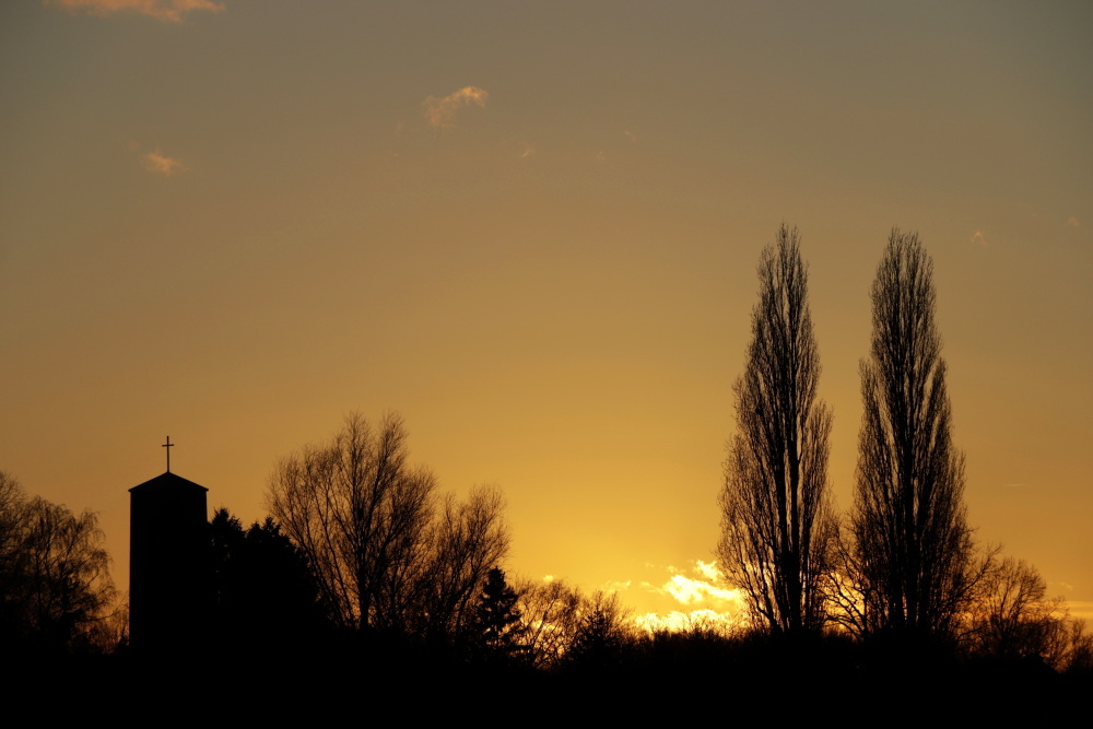 Sonnenuntergang in Lünen - Bild 7