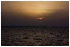 Sonnenuntergang in Mahdia 02