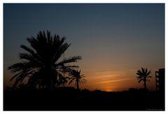 Sonnenuntergang in Mahdia 03