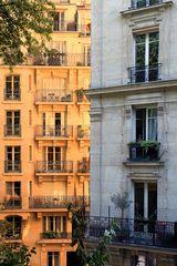Sonnenuntergang in Montmartre