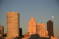 Sonnenuntergang in San Fran