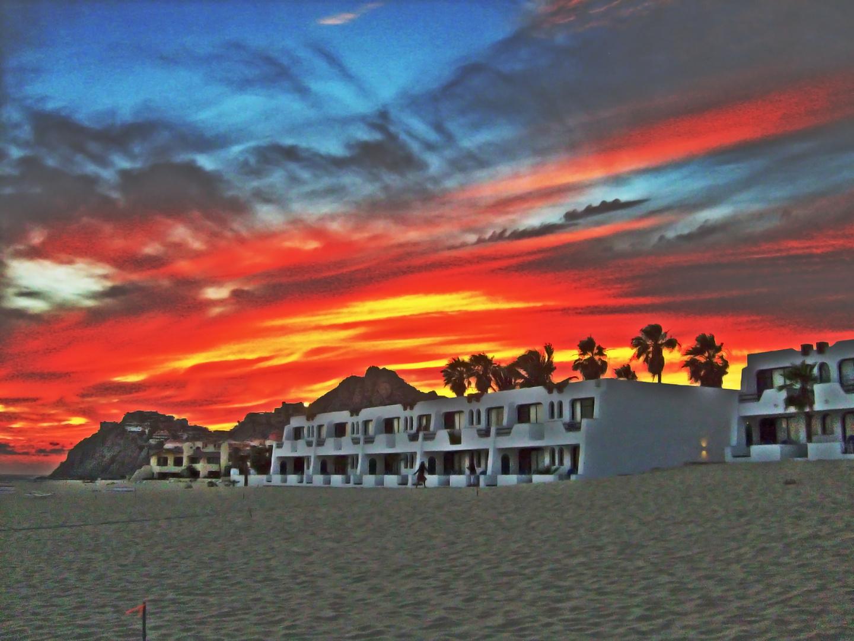Sonnenuntergang in San Lucas