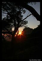 Sonnenuntergang in Sant Salvador 4