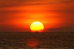 Sonnenuntergang in Thailand (Ko Chang)