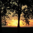 Sonnenuntergang inWerther