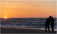 Sonnenuntergang knipsen